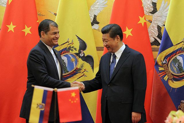 """Veja também: """"Nova Era"""" nas relações China-América Latina?"""